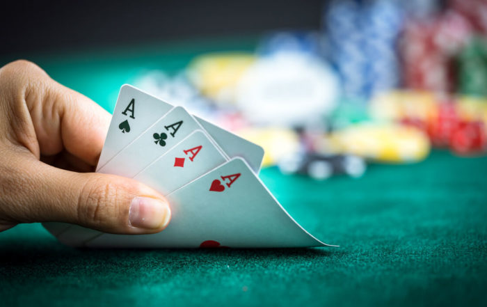 Winning Online Poker Games