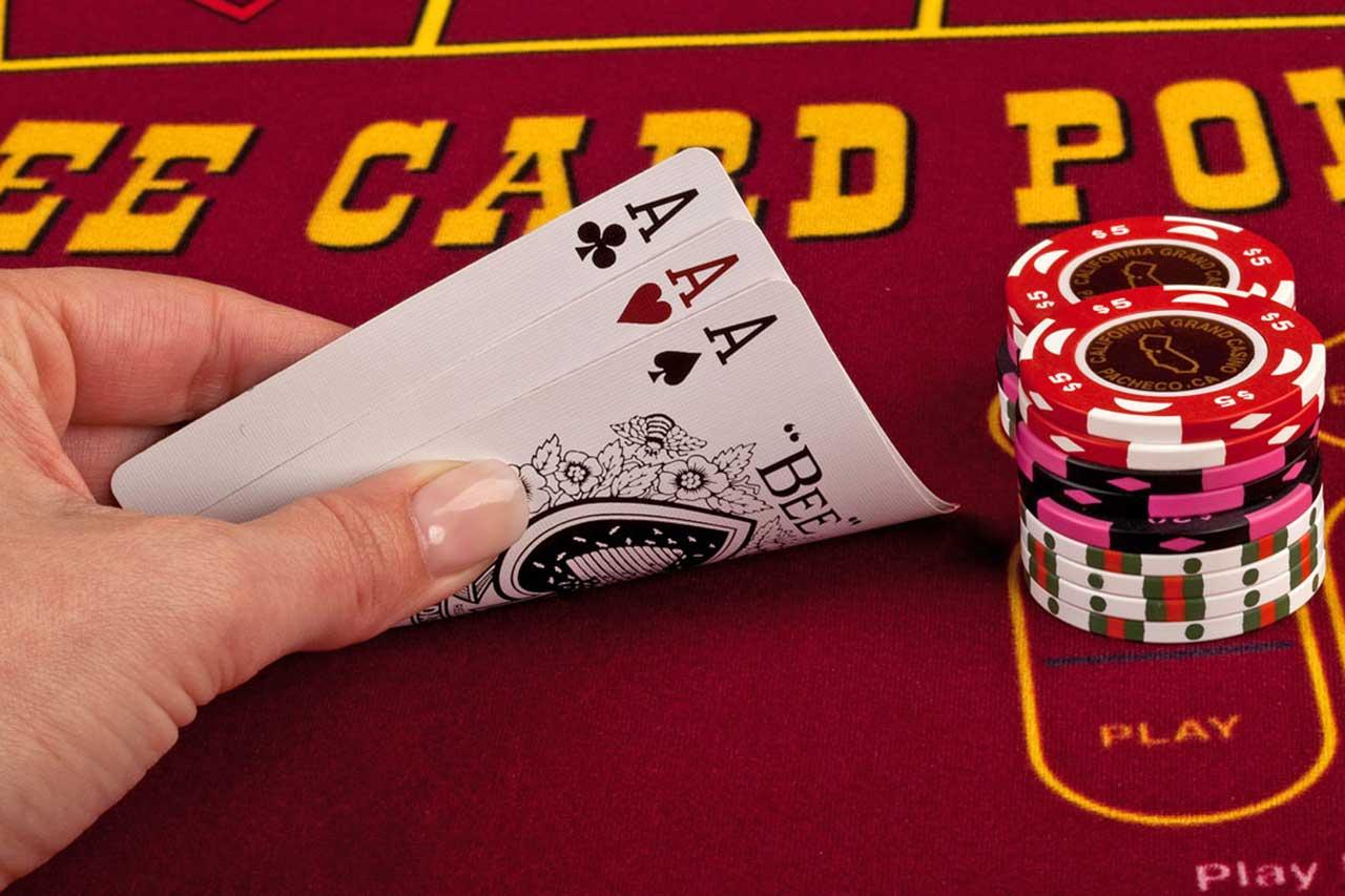 poker industry
